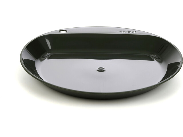 Wildo Camper Plate Flat, oliv
